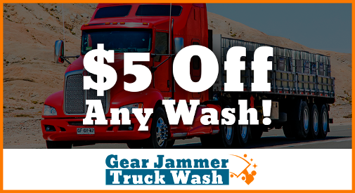 $5 Off Any Wash!